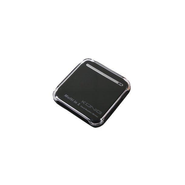 Kortlæser / skriver USB  til 35 kort