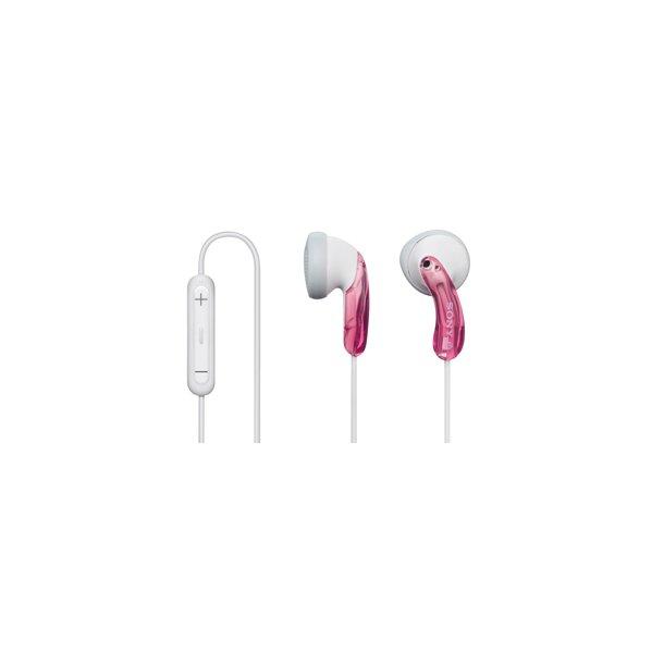 SONY - PINK iPod / iPhone-øretelefonerne