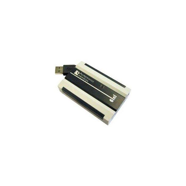 6 in 1 Flash Memory USB læser/skriver