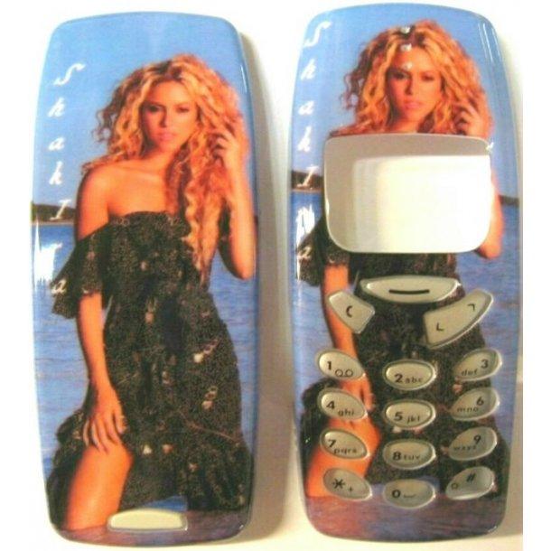 Shakira Cover til Nokia 3310 / 3330
