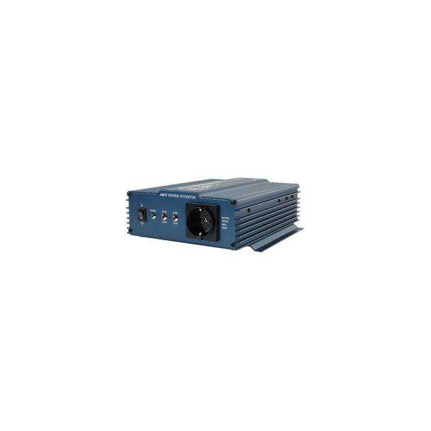 HQ - REN SINUS OMFORMER 600 W 24 - 230V m JORD