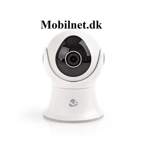 IP-overvågningskamera i 1280x720  med Panorering og vipning | Hvid Udendørs Vandtæt