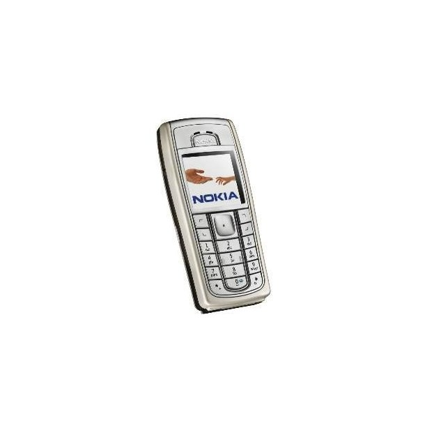 Keypad Pearl White til 6230