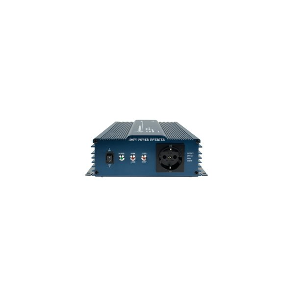 HQ - REN SINUS OMFORMER 1000 W 12 - 230V m JORD