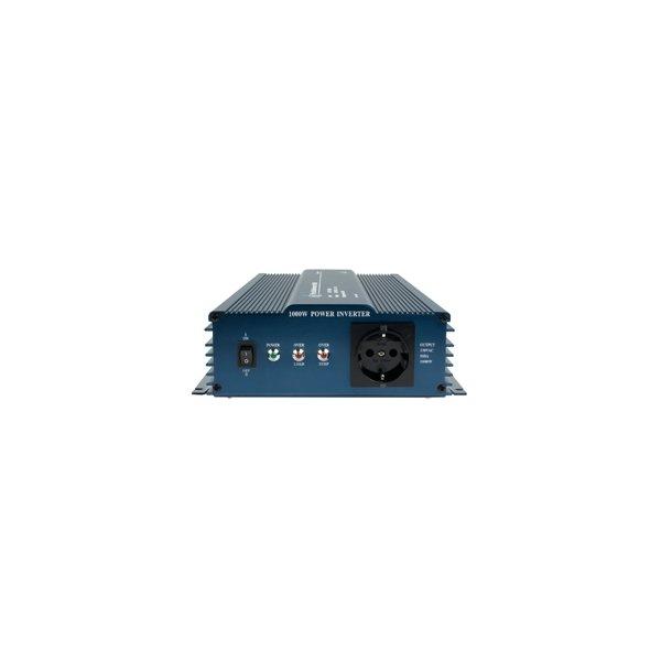 HQ - REN SINUS OMFORMER 1000 W 24 - 230V m JORD