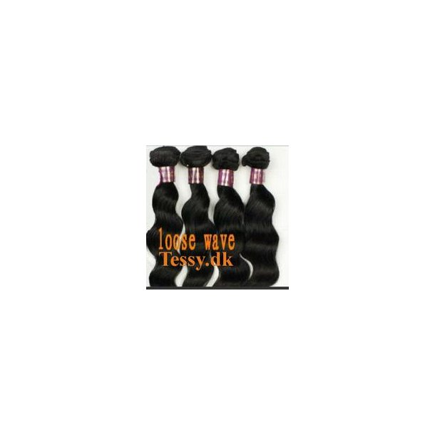 100% human Virgin Brazilian Hair color2  34 inches