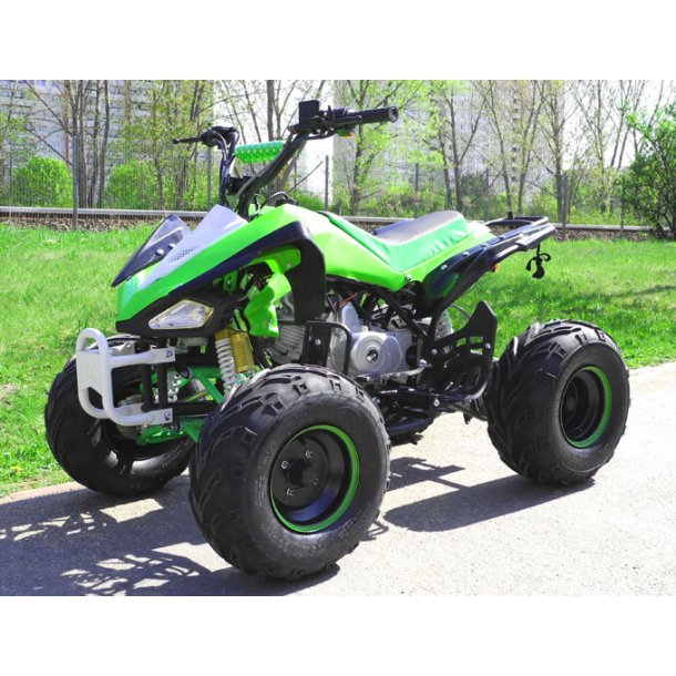 ATV 110 CC Model Hades med frem og bark gear DEMO