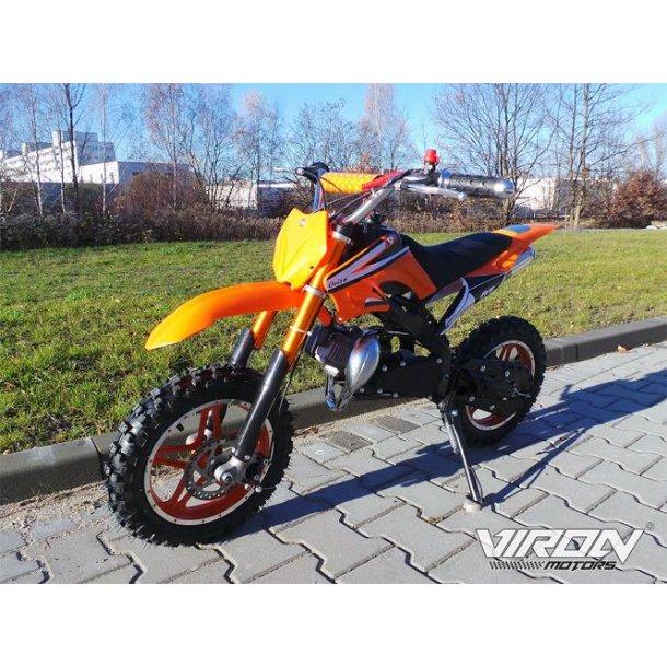 Dirtbike 49cc Orange..
