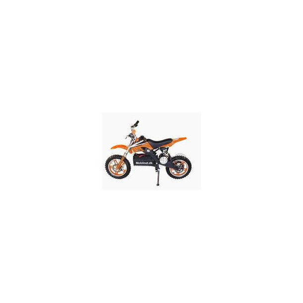 Dirtbike El orange 800 watt..