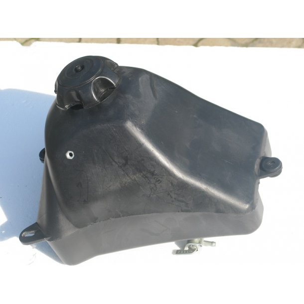 Benzin tank til Crosser 125 cc blå / sort
