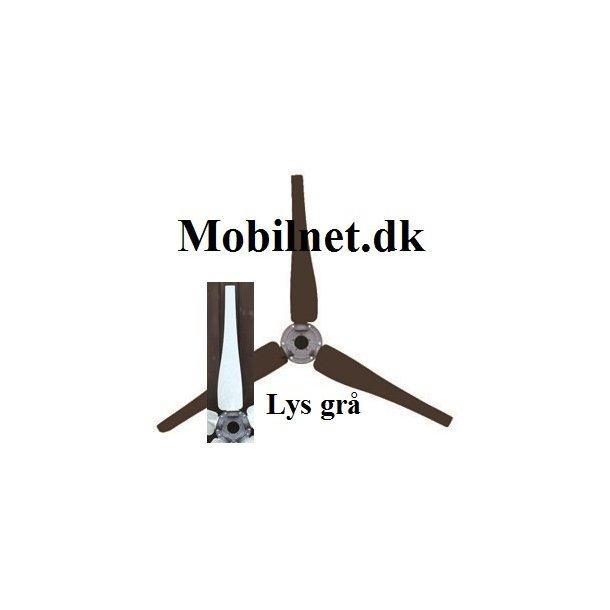 Wind Turbine 3 Blade lys grå Sæt