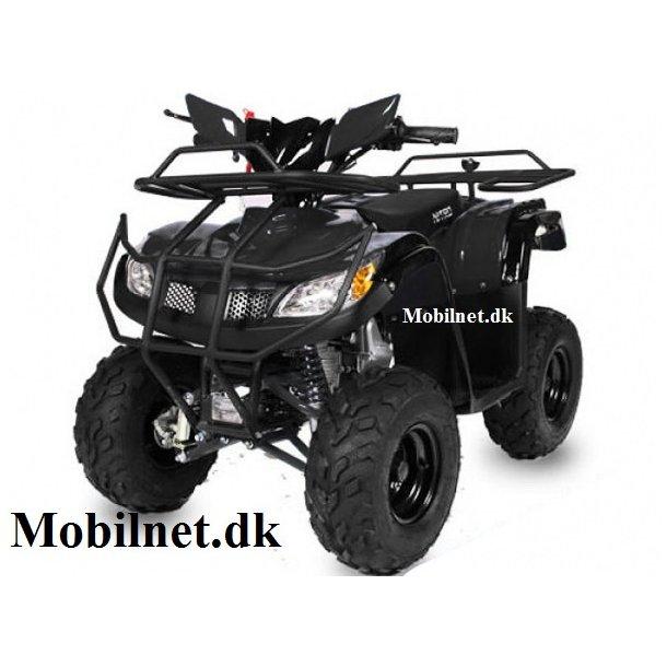 Super fed ATV 110cc ATV i sort til større børn