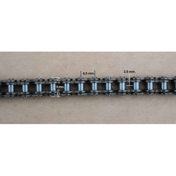 Kæde Viron El crosser 800 watt