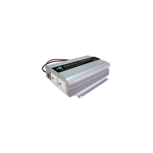 24 volt omformer til 220 volt 1000W  max 2000 watt