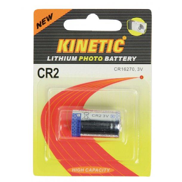 Lithium Batteri Cr2 3 V