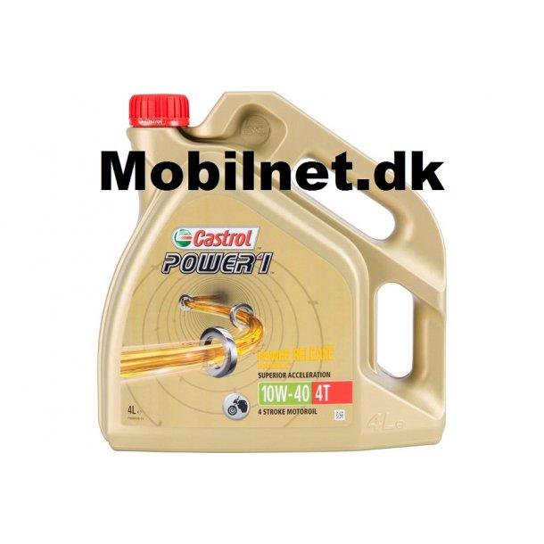 100 ml Castrol Power 4 Taks 10W40