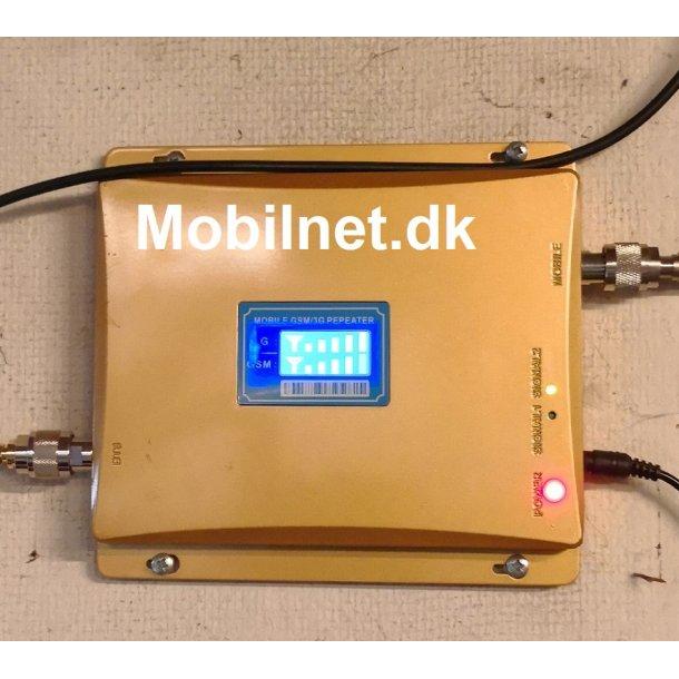 GSM Repeater / forstærker GSM / UMTS 3G. stor pakke
