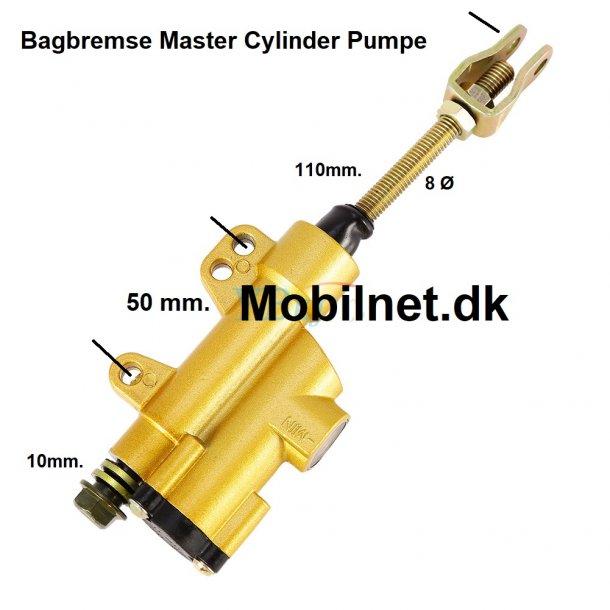 Bagbremse Master Cylinder Pumpe