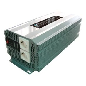 Omformer 12/24 volt til 230 volt