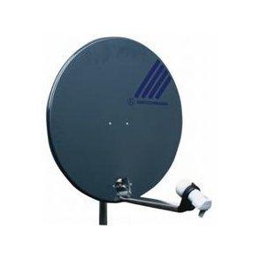 satellit + Parabol tv + tilbehør