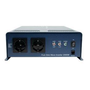 Omformer 12  ind  230 volt ud.