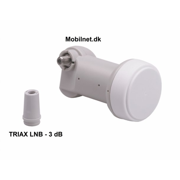 SUPER  TRIAX - UNIVERSALT SINGLE-LNB TSI006