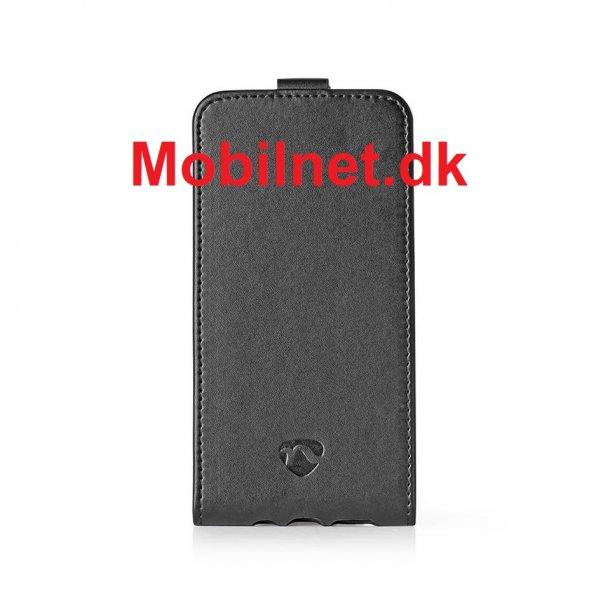 Cover til Huawei Mate 20 Pro i Sort - Gel-vippeetui